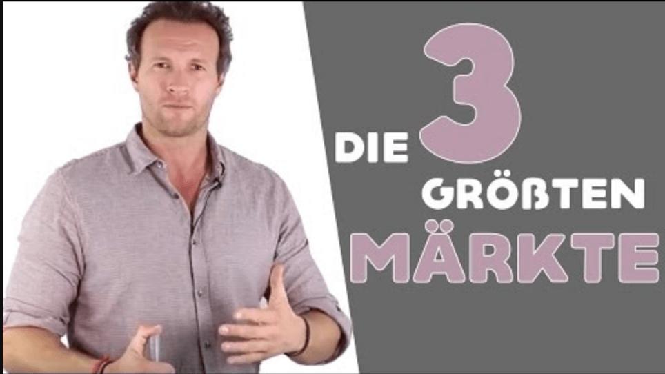 Die drei größten Märkte im Online Marketing Mehr Geschäft – Online-Marketing
