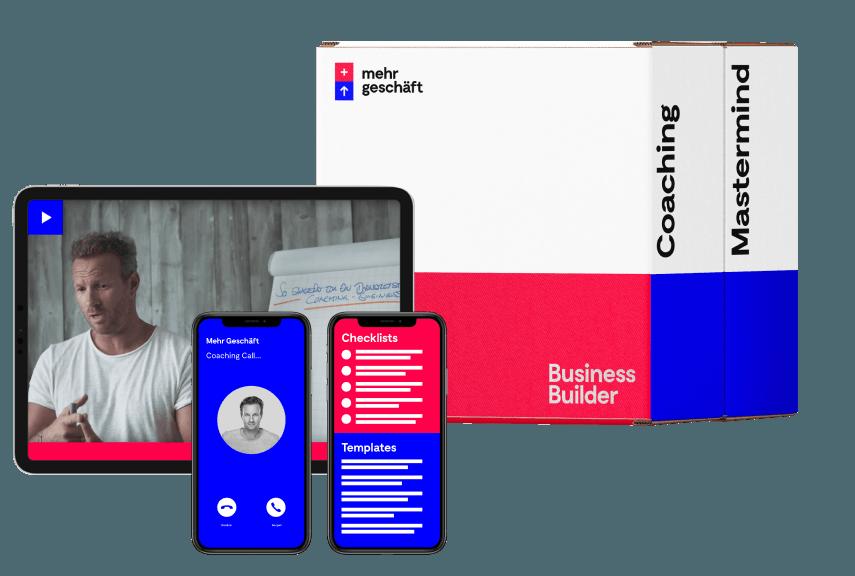 Business-Builder Mehr Geschäft – Online-Marketing