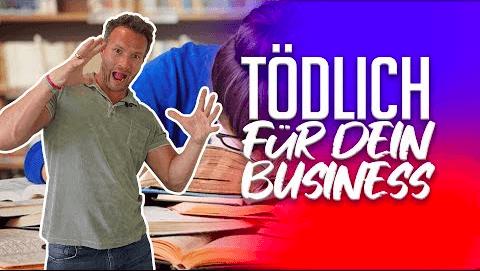 Das killt deinen Fokus! Mehr Geschäft – Online-Marketing
