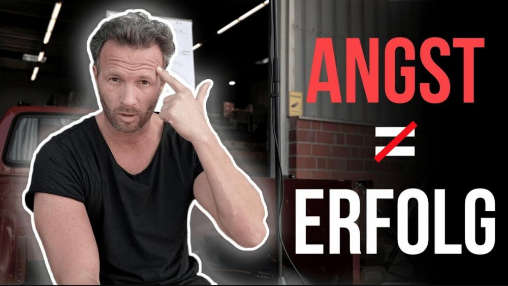 Angst ist der Feind Deines Erfolges! Mehr Geschäft – Online-Marketing