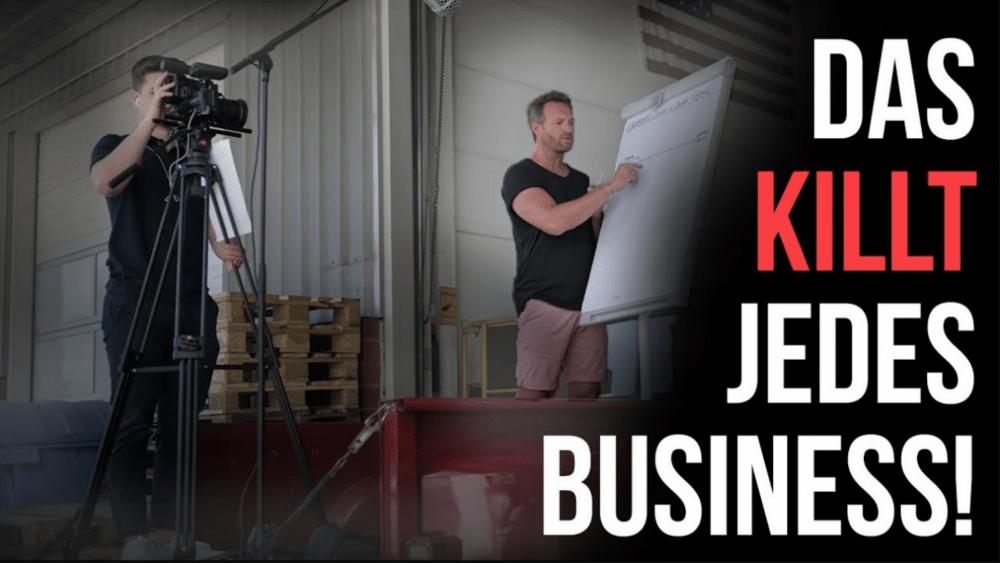 Wachstums-Chaos in Deiner Firma! Mehr Geschäft – Online-Marketing