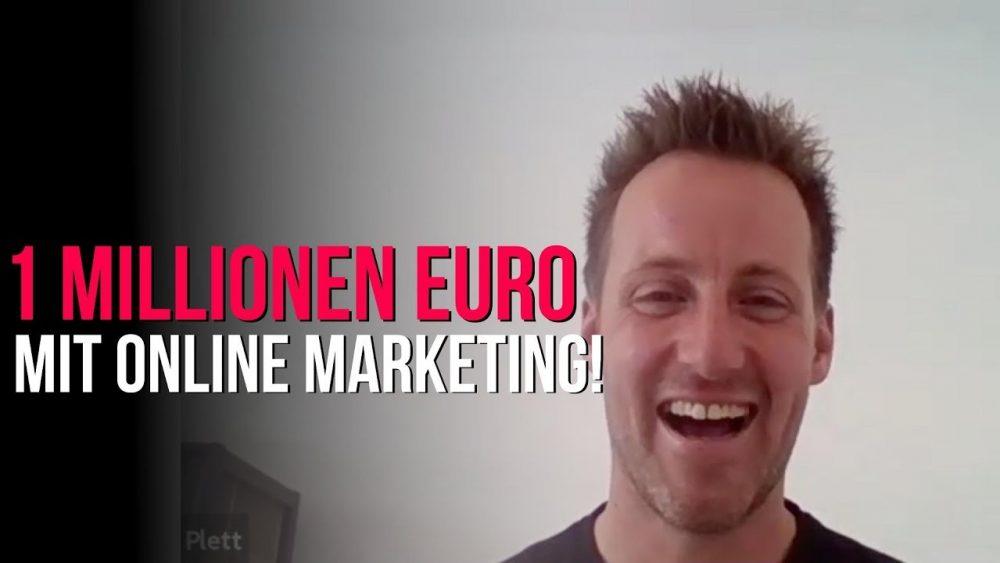 Wie Christian im Maschinenbau 1 Millionen Euro Umsatz mit Online Marketing erreicht! Mehr Geschäft – Online-Marketing