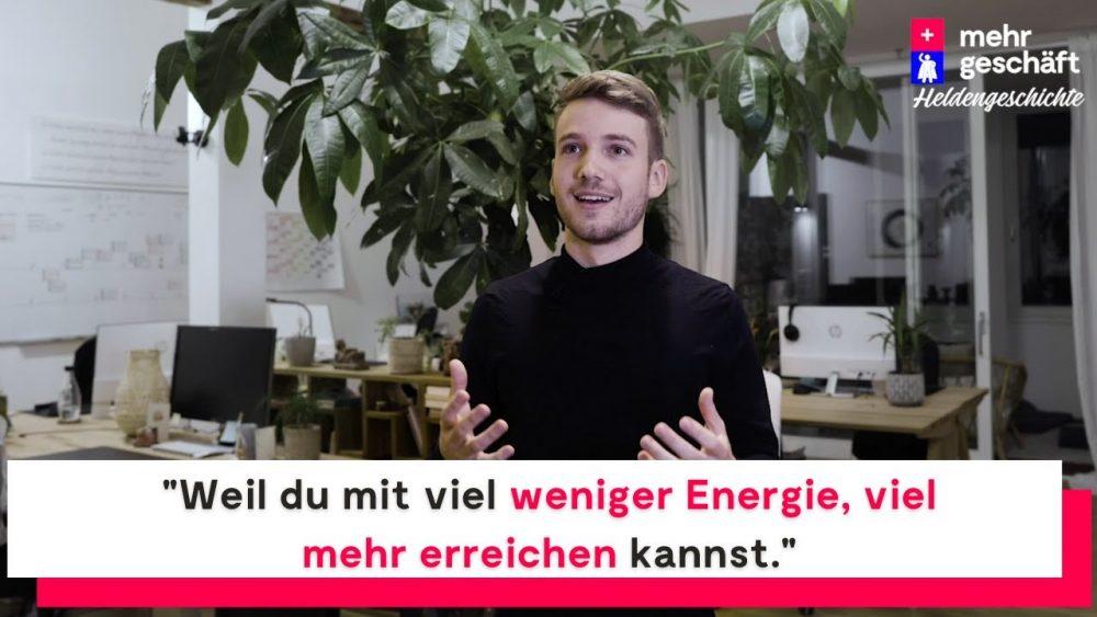 Wie Aron nach dem Abitur 20.000€ Monatsumsatz generiert. Mehr Geschäft – Online-Marketing