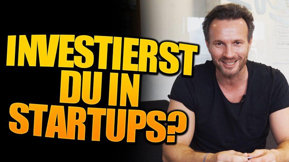 Investierst du in Start Ups? | Fragenhagel #15 Mehr Geschäft – Online-Marketing