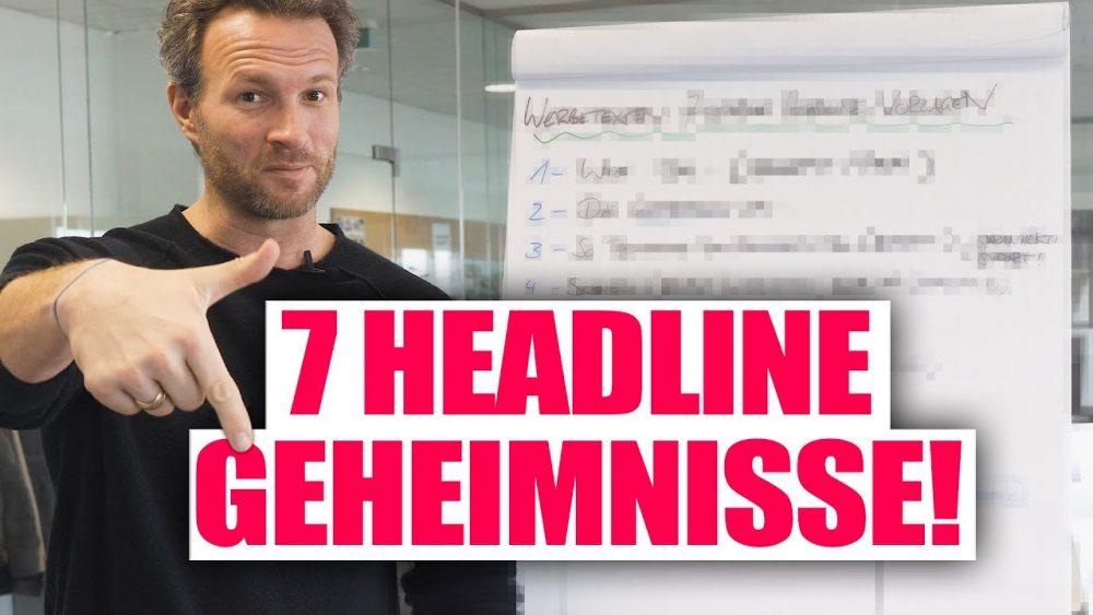 7 Starke Headline Vorlagen für dein Business Mehr Geschäft – Online-Marketing