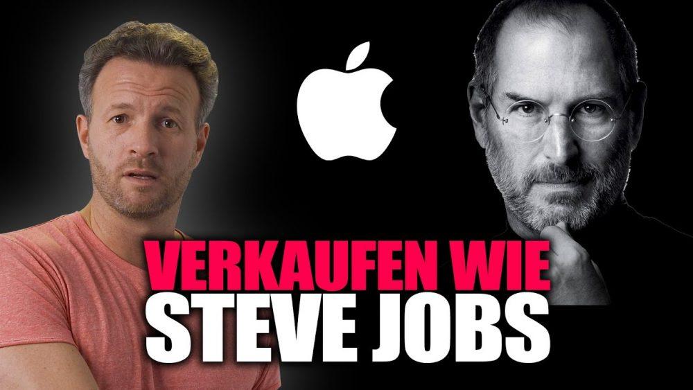 Verkaufen lernen wie Steve Jobs Mehr Geschäft – Online-Marketing